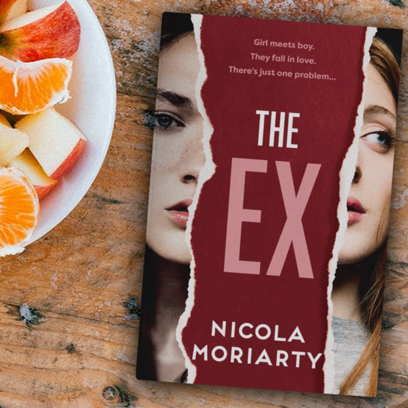 THE EX IS OUT NOW IN AUSTRALIA!