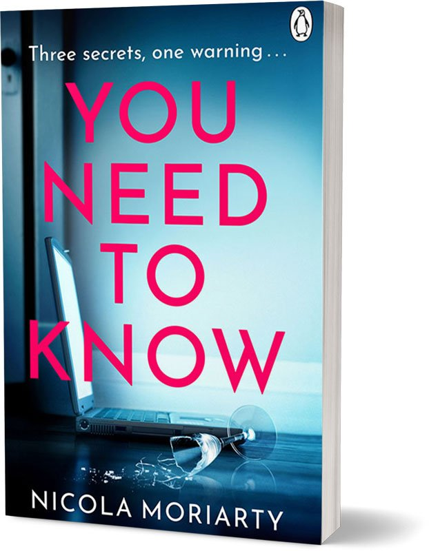 You Need to Know UK Cover